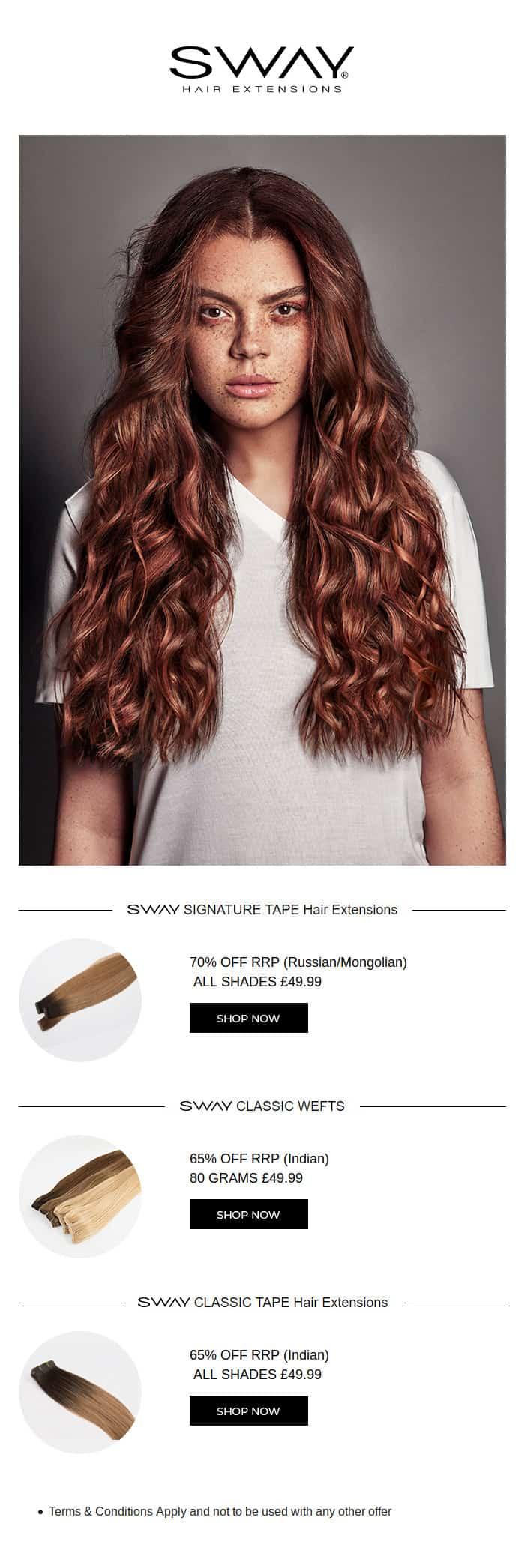 sway hair extensions