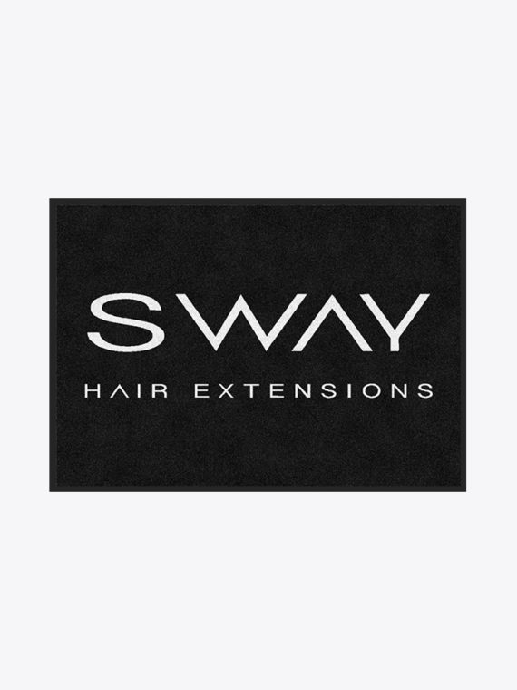 02-SWAY Salon Welcome Mat